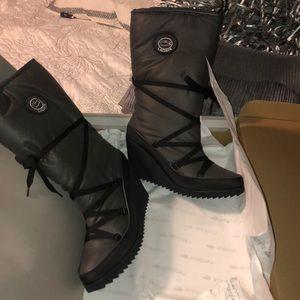 4e851d9e8d9a Lacoste Shoes - New with box Lacoste Winter Boots Size 10